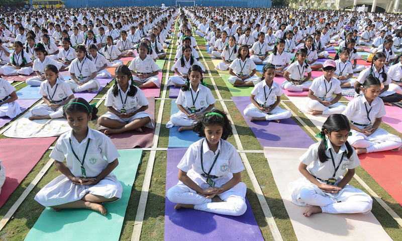 Йога в ЮНЕСКО
