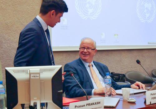 ОБЗОР ООН ПО ПРАВАМ ЧЕЛОВЕКА