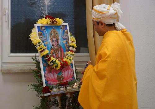 Dipavali Berlin 2018 Shri Prakash Ji