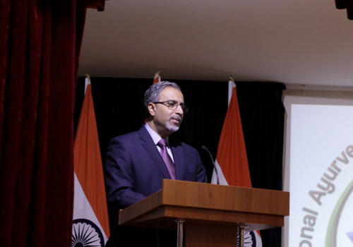 5. Indian Ambassador to Russia
