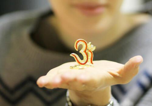 """Празднование Нового Года в Центре """"Шри Пракаш Дхам"""""""